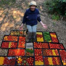 RainCoast Food Bank Garden